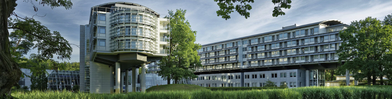 Kongresshotel Potsdam, Austragungsort der BdB Jahrestagung 2019